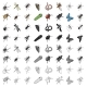 Insects Set - GraphicRiver Item for Sale
