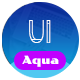 Aqua - Creative One Page Parallax - ThemeForest Item for Sale