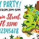 Pirate Birthday Invitation - GraphicRiver Item for Sale