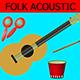 Quiet Studio Indie Folk - AudioJungle Item for Sale