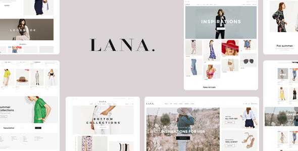 Leo Lana - Women Clothes & Shoes Prestashop 1.7.5.x Theme