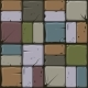 Texture of Colored Stone Tiles Seamless - GraphicRiver Item for Sale