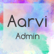 Aarvi - Multipurpose Bootstrap 4 Admin Template - ThemeForest Item for Sale