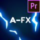 AFX Pack 2: Electric for Premiere Pro - VideoHive Item for Sale