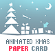 Paper Christmas Card - Animated Creative HTML5 Template - CodeCanyon Item for Sale