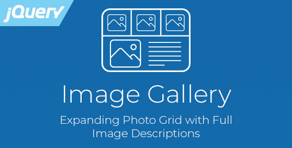 Image Gallery - Expanding jQuery Photo Grid Download