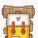 Vector Icons with Backpacks for Hiking - GraphicRiver Item for Sale