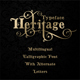 Heritage calligraphictypeface - GraphicRiver Item for Sale