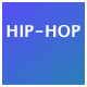 Upbeat Hip-Hop & Logo