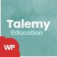 Talemy - LMS Education WordPress Theme - ThemeForest Item for Sale