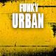 Hip-Hop Uplifting Funky Logo