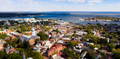 Aerial Panoramic View Annapolis Maryland State House Capital City - PhotoDune Item for Sale