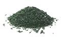 Spirulina Flakes Over White Background - PhotoDune Item for Sale