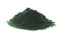 Spirulina Powder Over White Background - PhotoDune Item for Sale