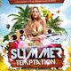Summer (Spring) Temptation - Flyer PSD Template - GraphicRiver Item for Sale