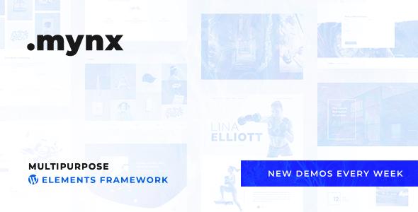 Mynx Addons for Elementor