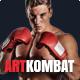 ArtKombat - Boxing School and Martial Arts WordPress Theme - ThemeForest Item for Sale