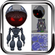 Full Body Rigged Robot - 3DOcean Item for Sale