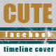 Cute Facebook Timeline Cover - GraphicRiver Item for Sale