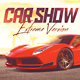 Car Show Flyer - Extreme Edition - GraphicRiver Item for Sale