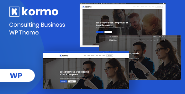 Review: Kormo – Consulting Business WordPress Theme free download Review: Kormo – Consulting Business WordPress Theme nulled Review: Kormo – Consulting Business WordPress Theme