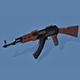 AK47 Gun - 3DOcean Item for Sale