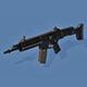 Remington ACR Gun - 3DOcean Item for Sale