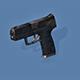 USP Gun - 3DOcean Item for Sale