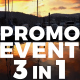 Promo 3 in 1 - VideoHive Item for Sale