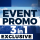 Event Promo 3 in 1 - VideoHive Item for Sale