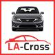 LA Cross Car Dealer PSD Template - ThemeForest Item for Sale
