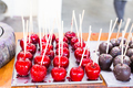 One of the delicious desserts is apples in caramel - PhotoDune Item for Sale