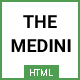 Medini - Business Professional Services HTML Template - ThemeForest Item for Sale