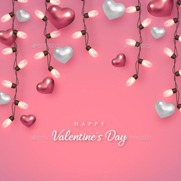 Valentines Day Holiday Design