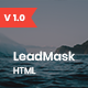 LeadMask - Business HTML Landing Page Template - ThemeForest Item for Sale