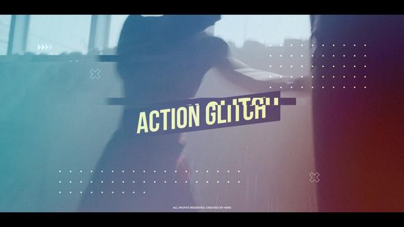 Action Glitch Opener
