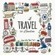Travel To England - GraphicRiver Item for Sale