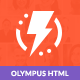 Olympus - HTML Social Network Toolkit - ThemeForest Item for Sale