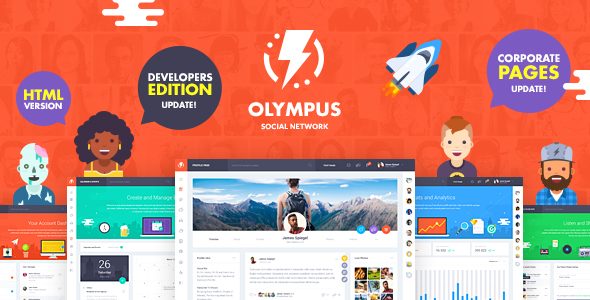 Themeforest | Olympus - HTML Social Network Toolkit Free Download free download Themeforest | Olympus - HTML Social Network Toolkit Free Download nulled Themeforest | Olympus - HTML Social Network Toolkit Free Download