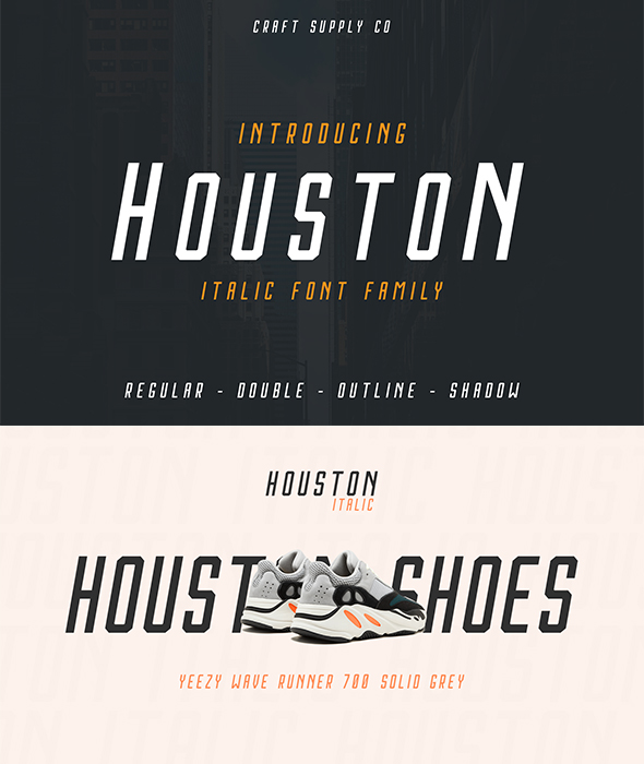 Esport Fonts from GraphicRiver