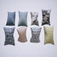 Pillows Collection - 3DOcean Item for Sale