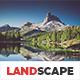 10 Landscape Lightroom Presets - GraphicRiver Item for Sale
