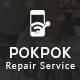 Pokpok - Computer Repair Service Responsive Website - ThemeForest Item for Sale