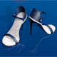 High Heel Sandal Pair 3d Model - 3DOcean Item for Sale