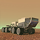 Mars Rover - 3DOcean Item for Sale