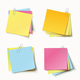 Stack of Colored Stickers - GraphicRiver Item for Sale