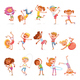 Children Dancing - GraphicRiver Item for Sale