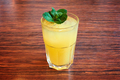 Fresh lemonade with mint leaves in glass - PhotoDune Item for Sale