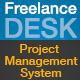 FreelanceDesk - Support System | Project Management | CRM - CodeCanyon Item for Sale
