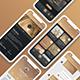 Helen iOS UI Kit - Elegant iOS Creative Portfolio UI Kit - GraphicRiver Item for Sale